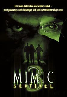 Mimic 3: Sentinel stream