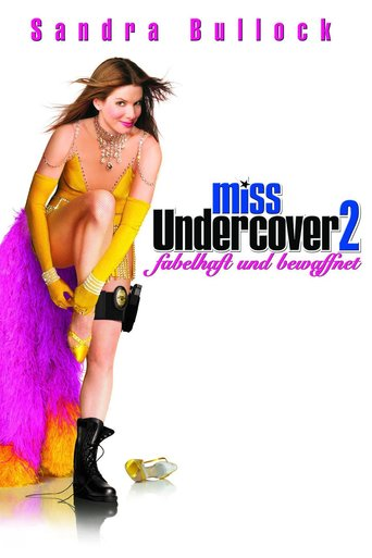 Miss Undercover 2 - Fabelhaft und bewaffnet stream