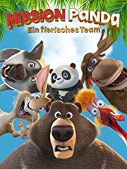 Mission Panda - Ein tierisches Team Stream