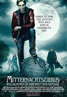 Mitternachtszirkus - Willkommen in der Welt der Vampire stream