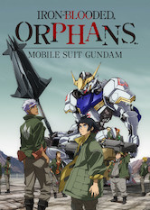 Mobile Suit Gundam: Iron-Blooded Orphans Stream