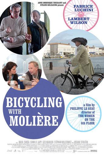 Molière auf dem Fahrrad stream