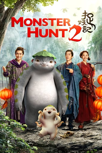 Monster Hunt 2 Stream
