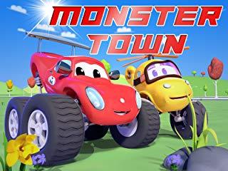 Monster Town - stream