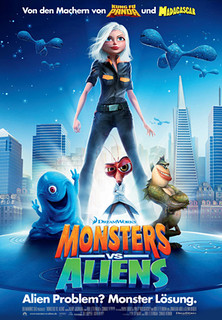 Monster und Aliens stream