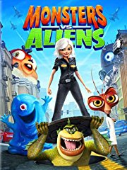 Monsters vs. Aliens stream
