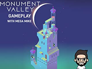 Monument Valley Gameplay With Mega Mike stream