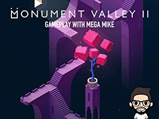 Monument Valley II Gameplay With Mega Mike stream