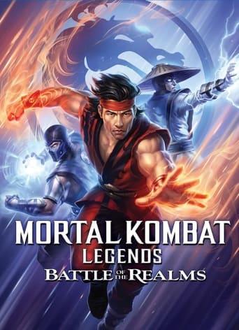 Mortal Kombat Legends: Battle of the Realms Stream