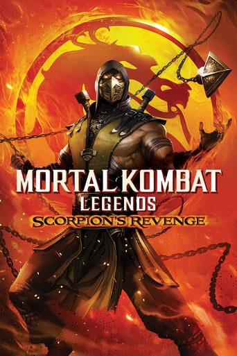 Mortal Kombat Legends: Scorpion's Revenge Stream