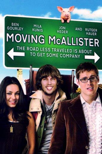 Moving McAllister stream