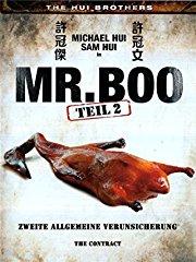 Mr. Boo 2 - Zweite allgemeine Verunsicherung - stream