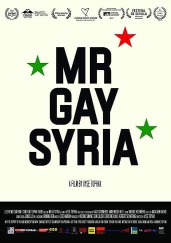 Mr Gay Syria Stream