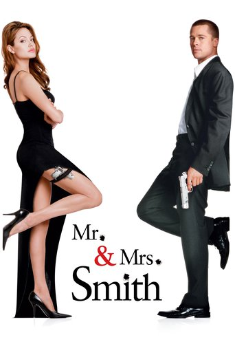 Mr. & Mrs. Smith stream