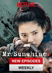 Mr. Sunshine stream
