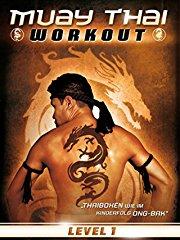 Muay Thai Workout - Level 1 stream