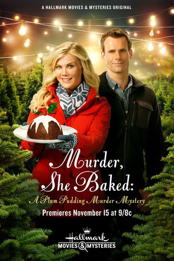 Murder, She Baked: A Plum Pudding Mystery - stream