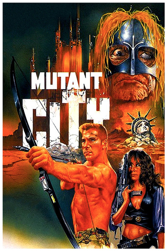 Mutant City - stream