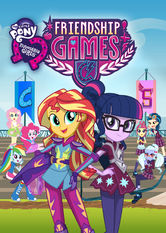 My Little Pony Equestria Girls: Friendship Games stream