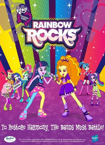 My Little Pony Equestria Girls: Rainbow Rocks stream
