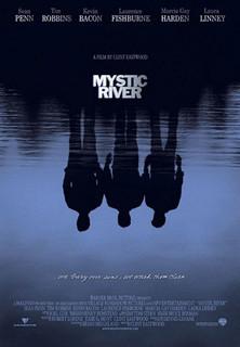 Mystic River stream