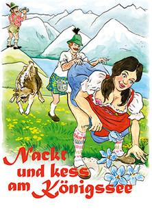 Nackt und kess am Königssee stream