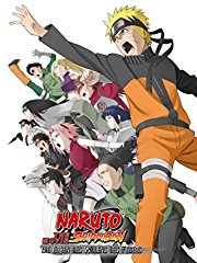 Naruto Shippuden - The Movie 3 - Die Erben des Willens des Feuers stream