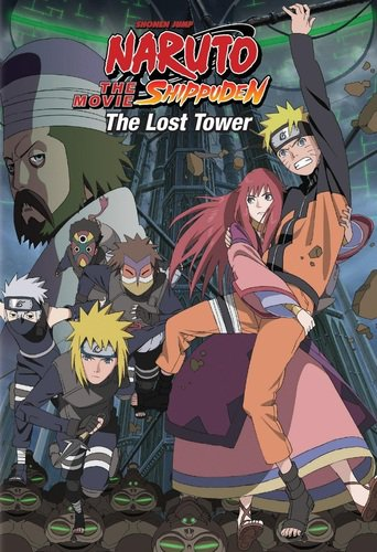 Naruto Shippuden the Movie 4 - The Lost Tower stream