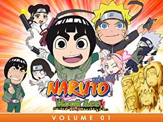 Naruto Spin Off! Rock Lee & seine Ninja Kumpels stream