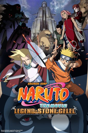 Naruto - The Movie 2 - Die Legende des Steins von Gelel stream