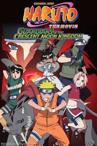 Naruto - The Movie: Die Hüter des Sichelmondreiches stream