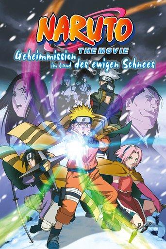 Naruto -The Movie- Geheimmission im Land des ewigen Schnees stream