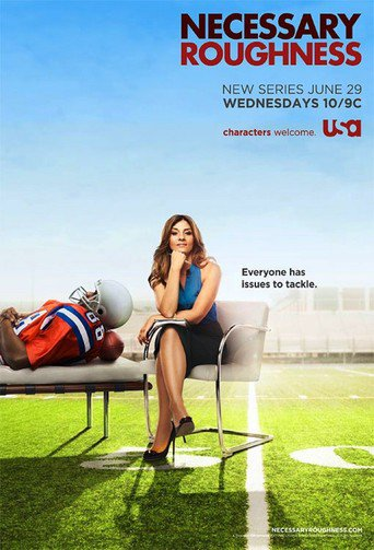 Necessary Roughness stream