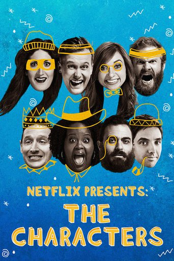 Netflix Presents: The Characters - stream