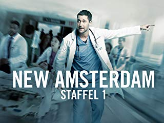 New Amsterdam stream