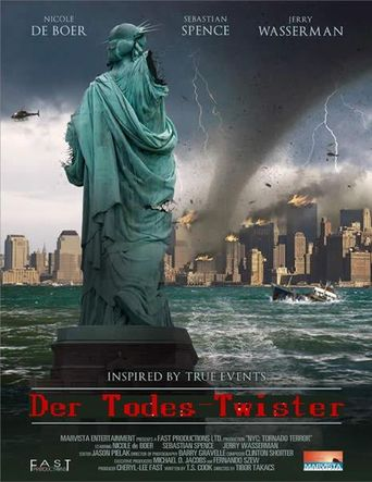 New York City: Tornado Terror Stream