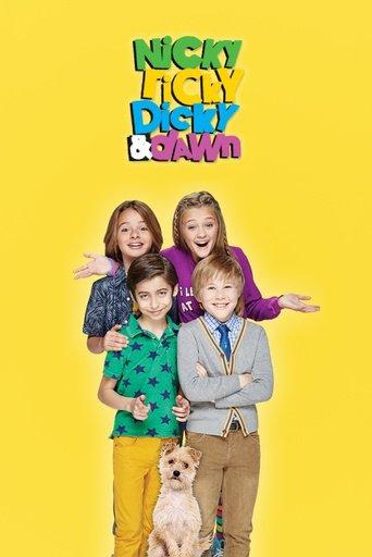 Nicky, Ricky, Dicky & Dawn stream