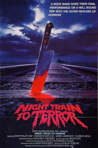 Night Train to Terror stream