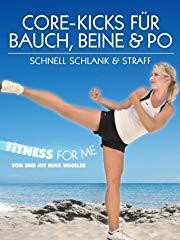 "Nina Winkler""Fitness For Me"" - Core Kicks Für Bauch, Beine & Po stream"