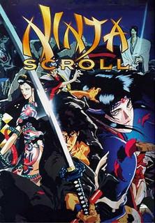 Ninja Scroll - stream