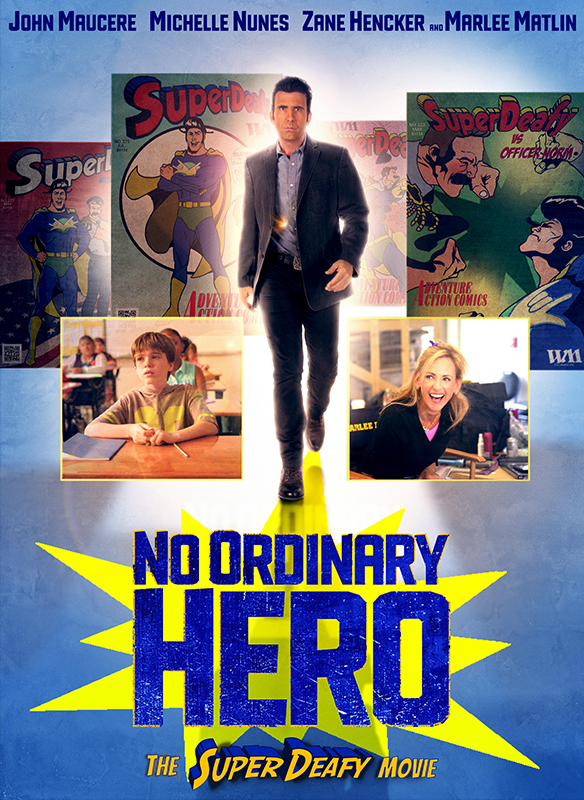 No Ordinary Hero: The SuperDeafy Movie stream