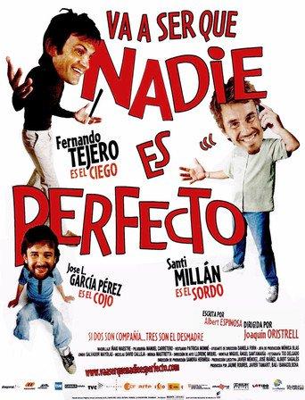 Nobody Is Perfect stream