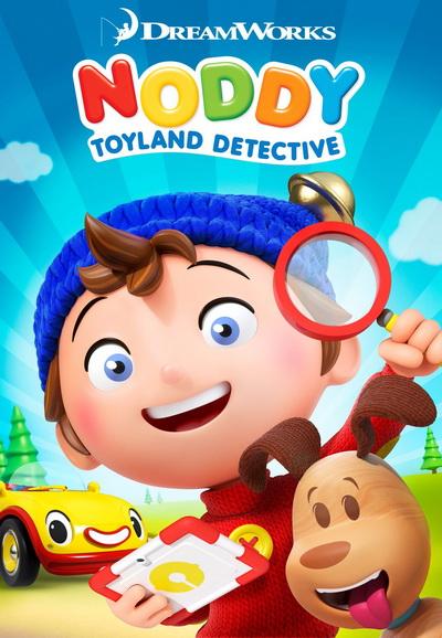 Noddy, der kleine Detektiv - stream
