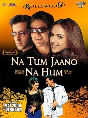 Nur dich liebe ich - Na Tum Jaano Na Hum Stream