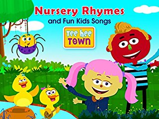 Nursery Rhymes And Fun Kids Songs by Teehee Town Stream