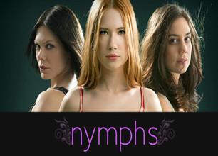 Nymphs - stream