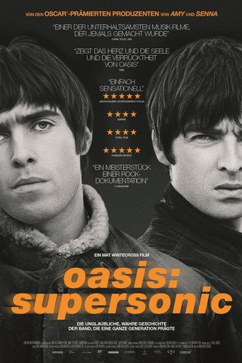 Oasis: Supersonic stream