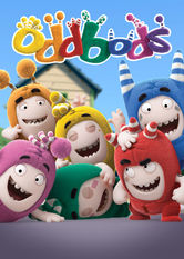 Oddbods Cartoon stream