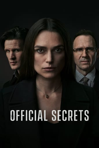 Official Secrets stream
