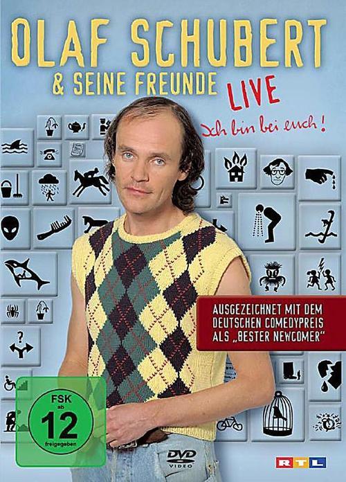 Olaf Schubert Live – Ich bin bei euch! stream